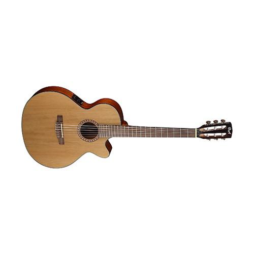 CORT Gitar Klasik Elektrik [CEC-5-NAT] - Natural - Gitar Akustik Elektrik